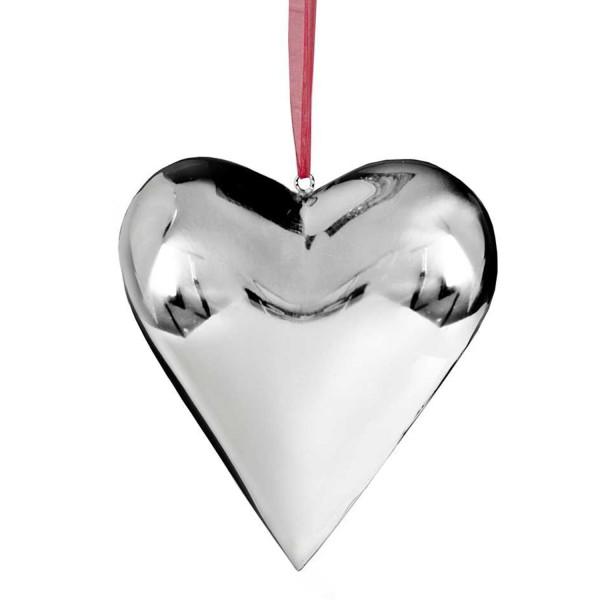 Christmas decoration Heart, 23x23cm