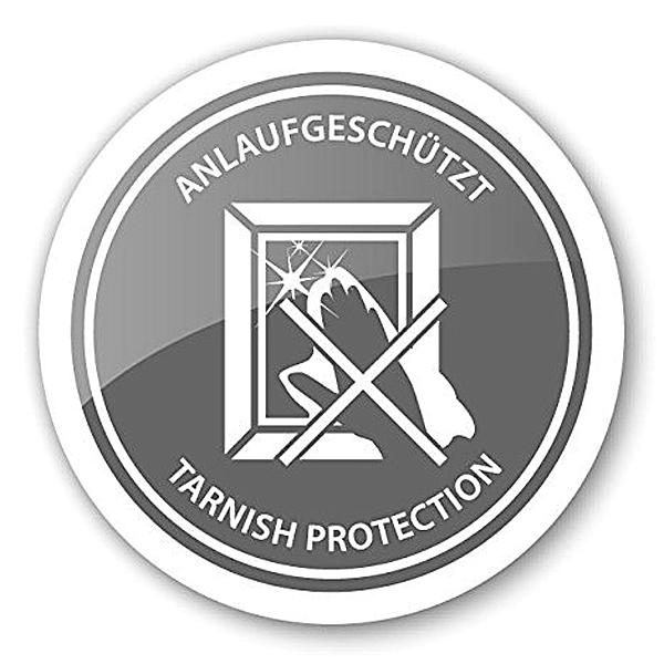 tarnish protected Edzard Nutcracker Walnut silver plated length 4,7 in